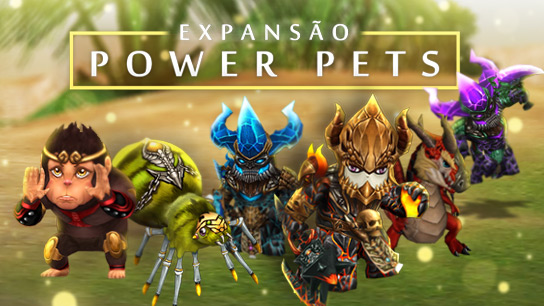 Expansão Power Pet