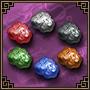 Pacote Pedras do Dragão (D~C)