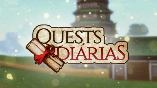Quests Diárias!